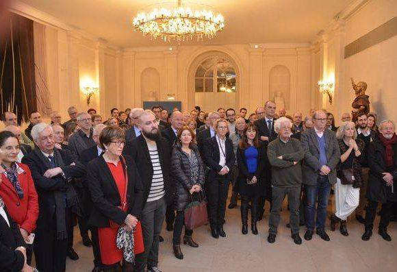 Les voeux bretons à Paris